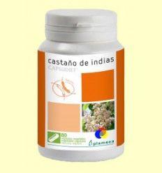 Capsudiet Castaño de Indias - Plameca - 80 cápsulas