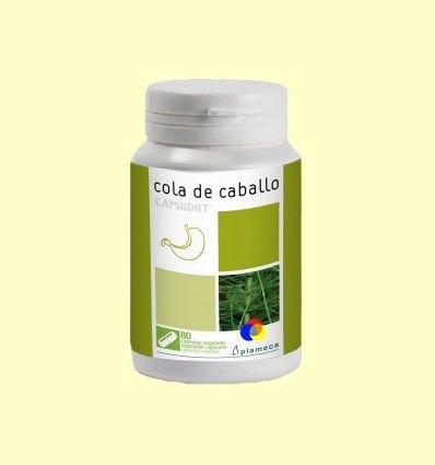 Capsudiet Cola de Caballo - Plameca - 80 cápsulas