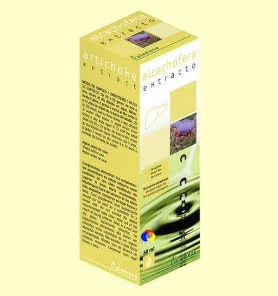 Extracto Alcachofera - Plameca - 50 ml