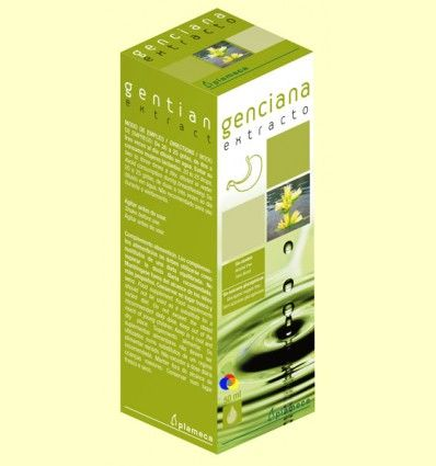 Extracto Genciana - Plameca - 50 ml