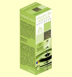 Extracto Líquen de Islandia - Plameca - 50 ml