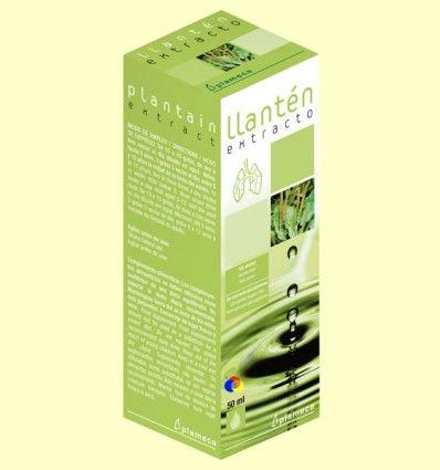 Extracto Llantén - Plameca - 50 ml