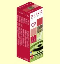 Extracto Olivo - Plameca - 50 ml