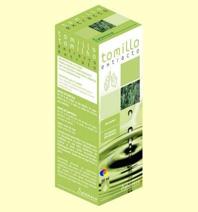 Extracto Tomillo - Plameca - 50 ml