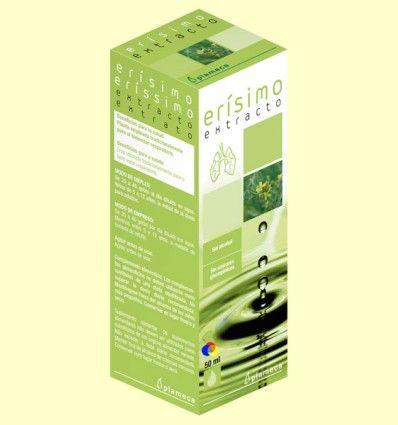 Extracto Erísimo - Plameca - 50 ml