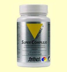 Vit'all + Super Complejo - Santiveri - 30 comprimidos