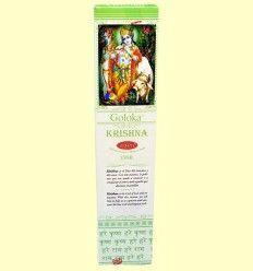 Incienso Krishna Goloka - Aarti - 15 gramos