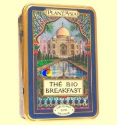 Té Breakfast bio - Té Negro - Plant Asia - 30 saquitos de algodón