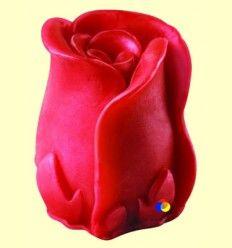 Jabón Rosa en forma de Flor - Rosa intenso - Biofresh Cosmetics - 35 gramos
