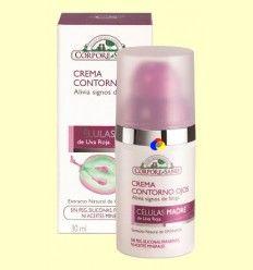 Crema Contorno de Ojos Células Madre - Corpore Sano - 30 ml