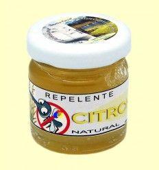 Tarro Aromático Repelente Natural Citronela FORMATO VIAJE - Aromalia - 35 ml