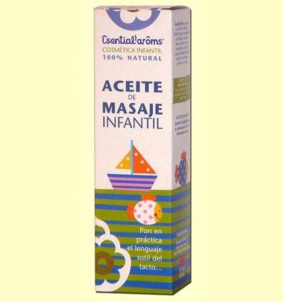 Aceite de masaje infantil - Esential arôms -125 ml