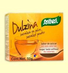 Dulzina Polvo Sobres - Santiveri - 50 sobres