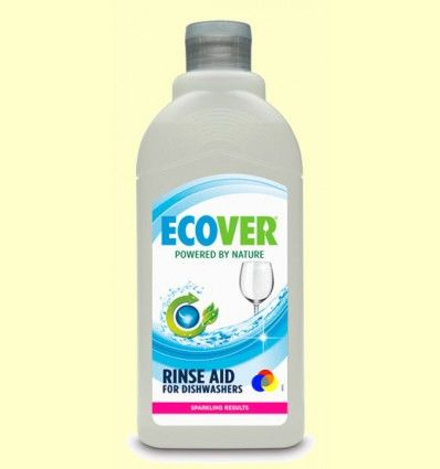 Abrillantador Lavavajillas Eco - Ecover - 500 ml *