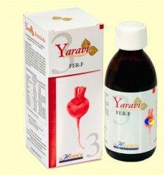 Yaravi 3 FER-F Remolacha - Derbós - 250 ml
