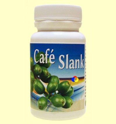 Café Slank - Café Verde - Ridder - 60 cápsulas