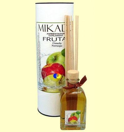 Mikado Ambientador Frutal - Canela y Naranja - Aromalia - 100 ml
