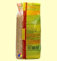Arroz Basmati Integral India Bio - BioSpirit - 500 gramos