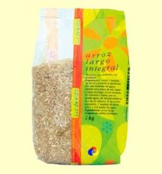 Arroz Largo Integral Bio - BioSpirit - 1 kg