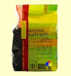 Arroz Salvaje Bio - BioSpirit - 250 gramos