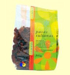 Pasas Sultanas Bio - BioSpirit - 500 gramos