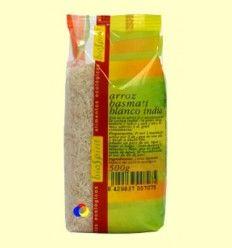 Arroz Basmati Blanco India Bio - BioSpirit - 500 gramos