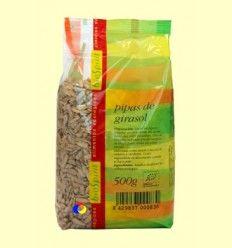 Pipas de Girasol Bio - BioSpirit - 500 gramos