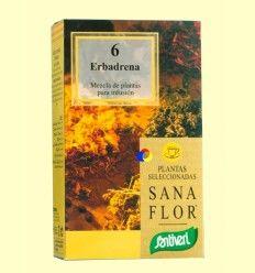 Erbadrena 6 Estuche - Santiveri - 80 gramos +*
