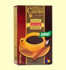 Cacao en Polvo con Fructosa - Santiveri - 250 gramos