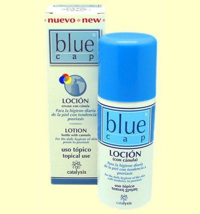 Loción Blue Cap - Psoriasis - Catalysis - 100 ml