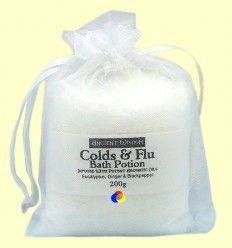 Sales de Baño - Resfriados - Ancient Wisdom - 200 gramos
