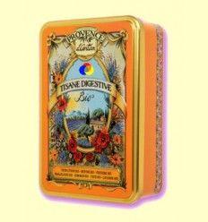 Tisana Digestiva Bio (Envase metálico) - Provence d'Antan - 30 bolsitas
