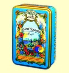 Tisana Sueño Bio (Envase metálico) - Provence d'Antan - 30 bolsitas ******
