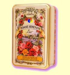 Tisana Serenidad con Flores Bio - Provence d'Antan - 30 bolsitas