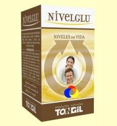 Nivelglu - Nivel de glucosa - Tongil - 60 cápsulas