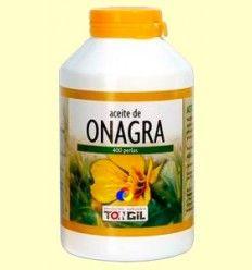 Aceite de Onagra - Tongil - 400 perlas