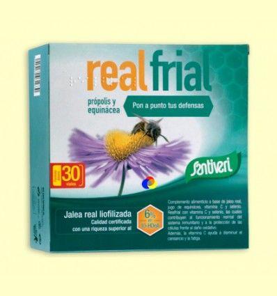 Realfrial - Santiveri - 30 viales *