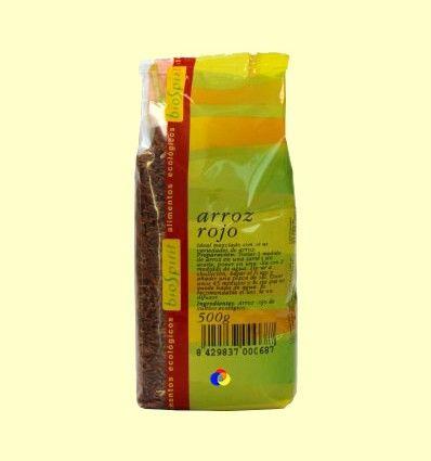 Arroz rojo Bio - BioSpirit - 500 gramos