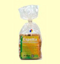 Galletas de espelta con manzana y arándanos Bio - BioSpirit - 175 gramos
