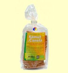 Galletas de kamut y canela Bio - BioSpirit - 175 gramos