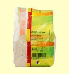 Harina de espelta integral Bio - BioSpirit - 500 gramos