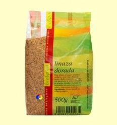Linaza dorada Bio - BioSpirit - 500 gramos