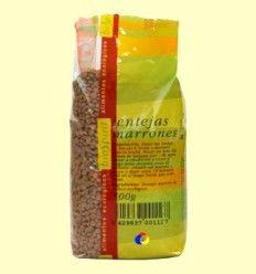 Lentejas marrones Bio - BioSpirit - 500 gramos