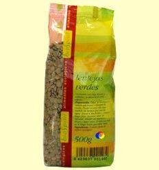 Lentejas verdes Bio - BioSpirit - 500 gramos