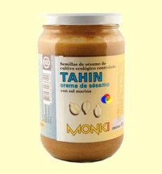 Tahin Monki Bio - BioSpirit - 650 gramos
