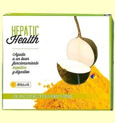 Hepatic Health Forte - Mycofit - 30 cápsulas