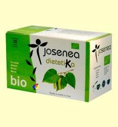 Dietétika Infusión ecológica - Cuida tu línea - Josenea - 20 filtros ******