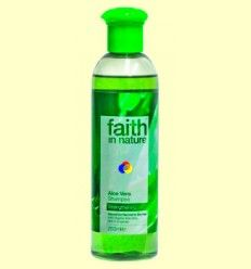 Champú Aloe Vera - Faith in Nature - 250 ml
