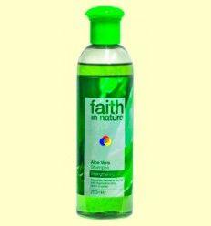 Champú Aloe Vera - Faith in Nature - 250 ml
