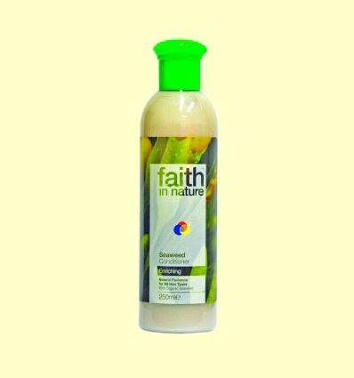 Acondicionador Algas Marinas - Faith in Nature - 250 ml